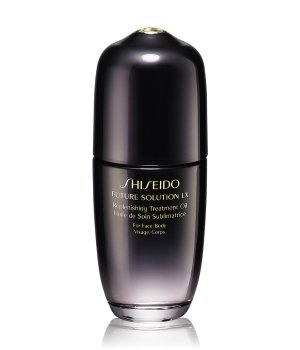 Shiseido Future Solution LX Replenishing Treatment Oil Gesichtsöl für Damen