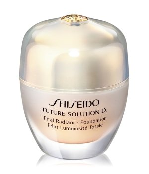 Shiseido Future Solution LX Total Radiance SPF 15 Flüssige Foundation für Damen