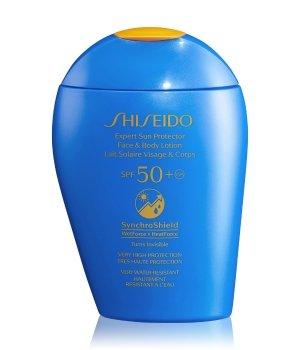 Shiseido Global Sun Care Expert Sun Protector Face & Body SPF 50 Sonnenlotion für Damen