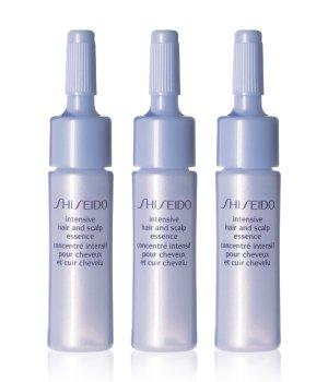 Shiseido Hair Care Intensive Hair and Scalp Essence (8 Ampullen) Haarserum für Damen