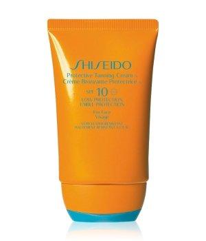 Shiseido Sun Care Protective Tanning Cream N SPF 10 Sonnencreme für Damen und Herren