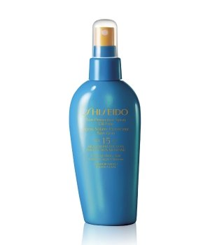 Shiseido Sun Care Sun Protection Spray Oil-Free SPF 15 Sonnenspray für Damen und Herren