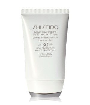 Shiseido Sun Care Urban Environment UV Protection Cream SPF 30 Sonnencreme für Damen