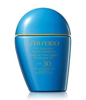 Shiseido Sun Care UV Protective Flüssige Foundation für Damen