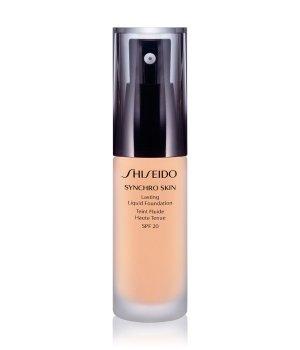 Shiseido Synchro Skin Lasting Liquid SPF20 Flüssige Foundation für Damen