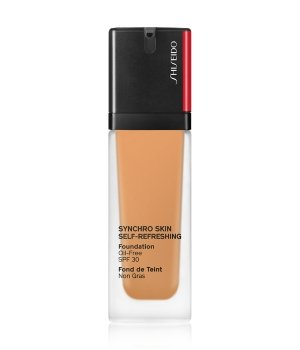 Shiseido Synchro Skin Self-Refreshing SPF 30 Flüssige Foundation für Damen