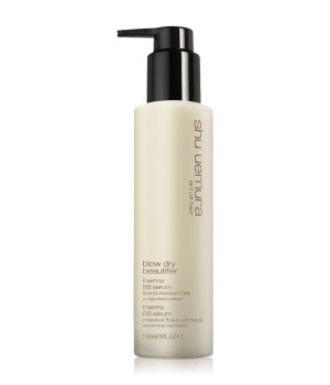 Shu Uemura Blow Dry Beautifier Thermo BB Serum Föhnlotion für Damen und Herren