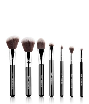 Sigma Beauty Travel Kit Mr. Bunny Pinselset für Damen