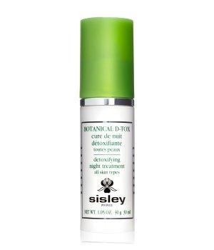 Sisley Botanical D-Tox Cure De Nuit Détoxifiante Gesichtskur für Damen und Herren