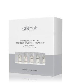 SkinChemists Wrinkle Killer Activ+ Professional Facial Treatment Gesichtspflegeset für Damen und Herren