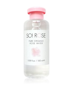 SO! ROSE Rosenwasser  Gesichtswasser für Damen