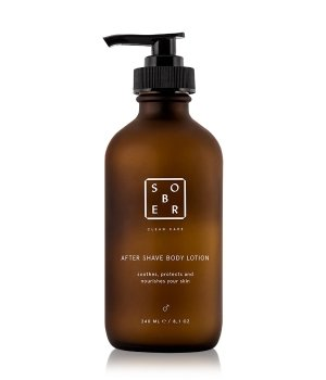 sober After Shave Body Lotion After Shave Lotion für Herren