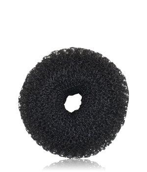 Solida Knotenring Schwarz 6 cm Haarkissen für Damen