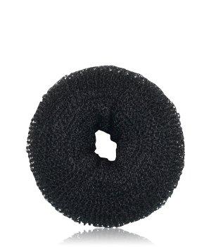Solida Knotenring Schwarz 8 cm Haarkissen für Damen