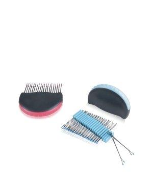 Solida Frisurenhelfer Nadel-Kamm Haarstylingset für Damen