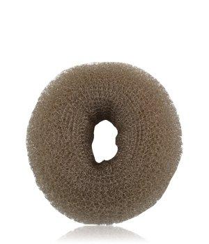 Solida Knotenring Braun 8 cm Haarkissen für Damen