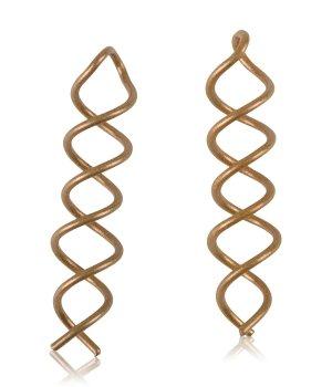 Solida y.e.s. Gold Haarspirale für Damen
