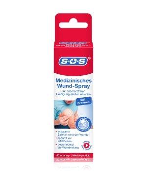 SOS Medizinisches Wund-Spray  Körperspray für Damen