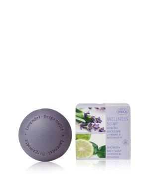 Made by Speick Wellness Lavendel & Bergamott Stückseife für Damen und Herren