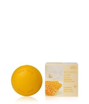 Made by Speick Wellness Milch & Honig Stückseife für Damen und Herren
