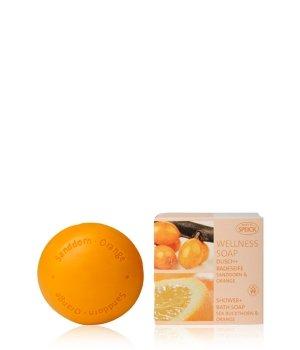 Made by Speick Wellness Sanddorn & Orange Stückseife für Damen und Herren
