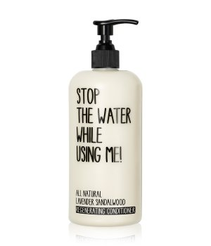 Stop The Water While Using Me Lavender Sandalwood  Conditioner für Damen und Herren