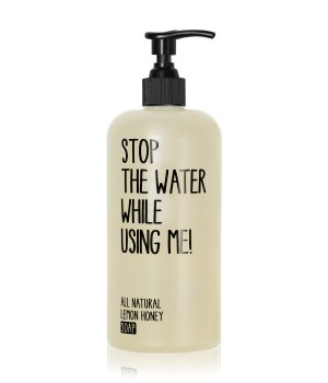 Stop The Water While Using Me Lemon Honey  Flüssigseife für Damen und Herren
