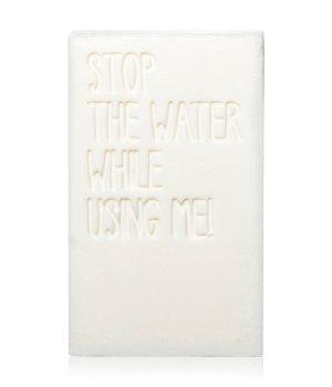 Stop The Water While Using Me Lemon Honey  Stückseife für Damen und Herren