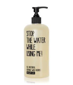Stop The Water While Using Me Orange Wild Herbs  Duschgel für Damen und Herren