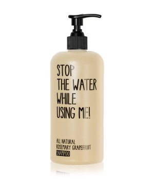 STOP THE WATER WHILE USING ME!  STOP THE WATER WHILE USING ME! Rosemary Grapefruit Shampoo Haarshamp