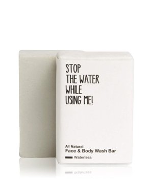 Stop The Water While Using Me Waterless Face & Body Wash Bar Duschgel