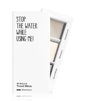 Stop The Water While Using Me Waterless Travel Minis Haarpflegeset Unisex