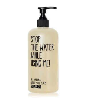 Stop The Water While Using Me White Sage Cedar  Duschgel für Damen und Herren