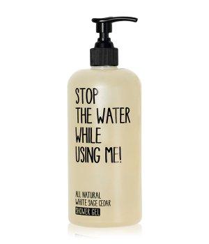 Stop The Water While Using Me White Sage Cedar  Duschgel für Damen und Herren