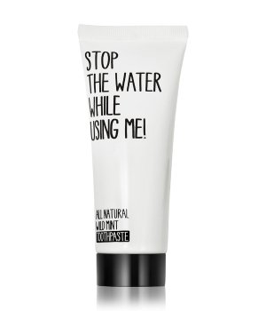Stop The Water While Using Me Wild Mint  Zahnpasta für Damen und Herren