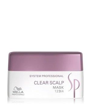 System Professional Clear Scalp  Haarmaske für Damen und Herren