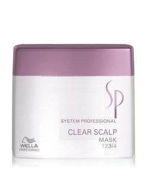 System Professional Clear Scalp  Haarmaske für Damen
