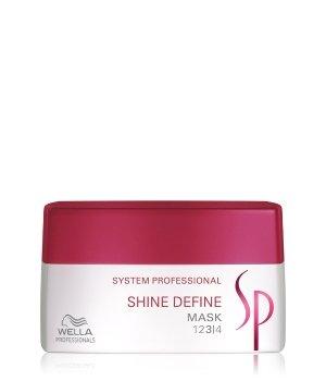 System Professional Shine Define  Haarmaske für Damen und Herren