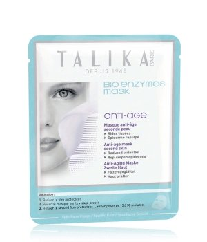 Talika Bio enzymes Anti-Aging Tuchmaske für Damen