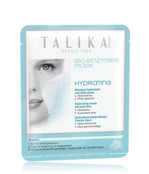 Talika Bio enzymes Hydrating Tuchmaske für Damen