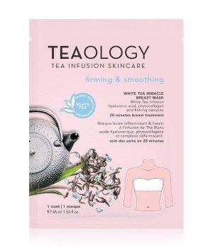 TEAOLOGY White Tea Miracle Breast Tuchmaske für Damen
