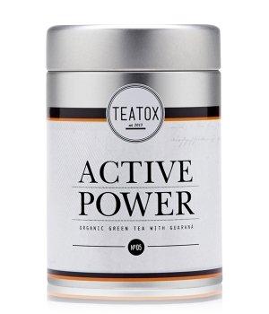Teatox Active Power  Tee für Damen und Herren