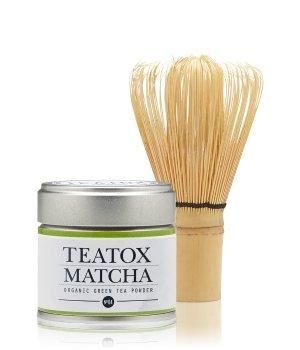 Teatox Matcha Starter Set Tee für Damen und Herren
