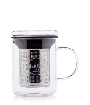 Teatox Glass Tea Mug  Tee-Zubehör für Damen und Herren