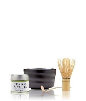 Teatox Matcha Ceremonial Set Tee für Damen und Herren