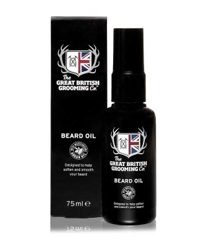 The Great British Grooming Beard Oil  Bartöl für Herren
