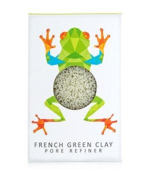 The Konjac Sponge Pore Refiner Minis Rainforest Collection Frog Gesichtsschwamm für Damen und Herren
