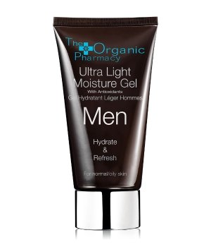 The Organic Pharmacy Men Ultra Light Moisture Gesichtsgel für Herren