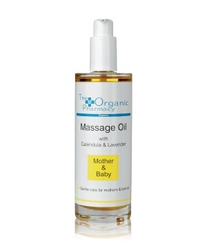 The Organic Pharmacy Mother & Baby  Massageöl für Damen
