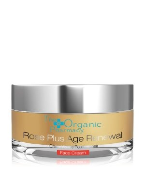 The Organic Pharmacy Rose Plus Age Renewal Gesichtscreme für Damen
